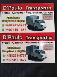 Fretes e Transportes