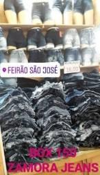 Short e Saia Jeans - 16,00 - Atacado|Varejo - (85) 9. *