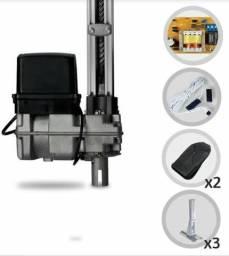 Portão eletrônico basculante ou deslizante a partir de R$550,00