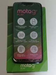 Moto G7 Play Indigo - Na Caixa Procedencia