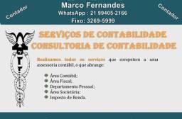 Precisando de um Contador? | Rio de Janeiro? Abertura de empresa imposto de renda