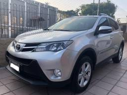 Toyota Rav4 2.0 4x2 16v Aut. 2013 - Baixa Km, Particular 2º dono - 2013