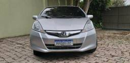 Honda fit lx automatico - 2014