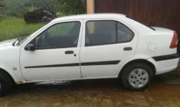 Carro Ford fiesta sedan mexicano. Valor negociável. Tem valor pra a vista e imediato. - 2002
