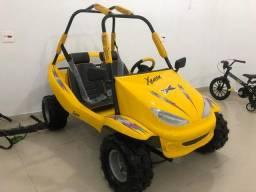 Mini buggy Cross Automático Completo