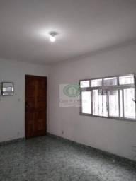 Apartamento em santos; 03 dormitórios; térreo; r$250 mil; aparecida/bnh