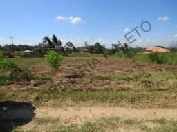 REF 909 Terreno 1000 m², escritura ok, 2 km da cidade e 300 mts do asfalto, Imob Paletó
