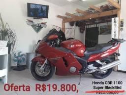 Super Blackbird Honda 1100cc