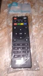 Controle para TV Box  Novo