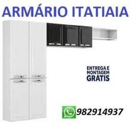 Mega Promoção de Cozinha Itatiaia Nova na Caixa Apenas 699,00