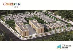 Casa com 2 dormitórios à venda, 82 m² por R$ 143.000,00 - Centro - Aquiraz/CE