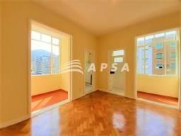 Apartamento para alugar com 1 dormitórios em Flamengo, Rio de janeiro cod:5996