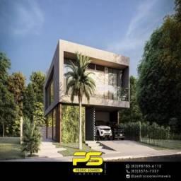 Casa com 5 dormitórios à venda, 330 m² por R$ 2.000.000 - Intermares - Cabedelo/PB
