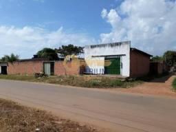 Casa com 1 dormitório à venda, 96 m² por R$ 120.000,00 - Lagoinha - Porto Velho/RO