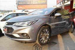 Chevrolet cruze sedan 2018 1.4 turbo ltz 16v flex 4p automÁtico