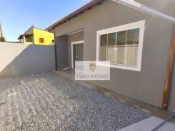Casas lineares independentes, Jardim Bela Vista, Rio das Ostras.