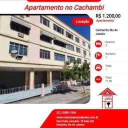 Apartamento 03 quartos no Cachambi