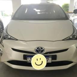 Vendo ou troco Toyota Prius NGA TOP Hybrid Híbrido, 2017, 52.000km