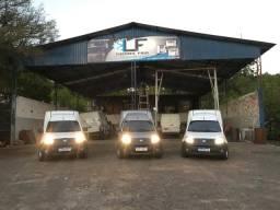 Revestimento e equipamentos de refrigeração para o transporte