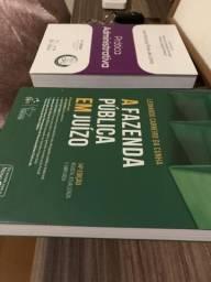 Livros a fazenda pública em juízo e prática administrativa