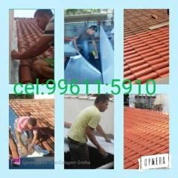 Problemas com seu telhado?