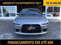 Lancer GT 2.0 Automático 2017 - 2017