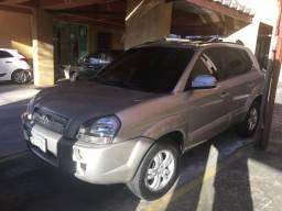 Tucson 2.7 V6 4x4 automática 2008 - 2008