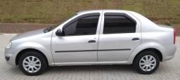 Renault Logan 2012 Flex !!! IPVA Total pago.Para vender - 2012