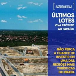 16-Lotes em Barreirinhas com Parcelas a Partir de R$372