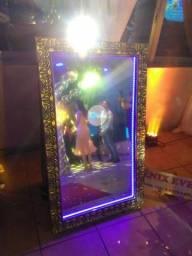 Espelho Mágico Novíssimo e garantia