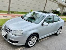 VW Jetta 2.5 automatico / Tiptronic 2008 + Teto solar - Particular - 2008