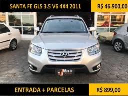 Santa Fe GLS 3.5 V6 4x4 2011 - 2011