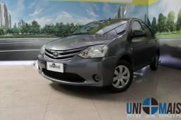 Toyota Etios Sedan Xs 1.5 Completo 2015 Impecavel Apenas 32.900 Financia/Troca Ljc - 2015