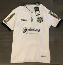 Camiseta de jogo + Calção Figueirense Oficial