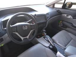Civic lxr 2016 x GNV top de linha .