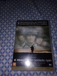 DVD original do Filme O Resgate do Soldado Ryan