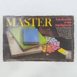 Jogo Master Da Grow - Década De 1980