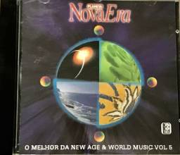 CD Nova Era - O melhor do New Age e World Music Vol. 5