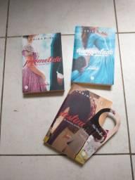 Livros  Carina Risse  - Coleção Perdida