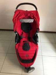 Bebê conforto + Carrinho importado - Excelente Oportunidade