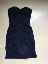 Vestido tubinho preto