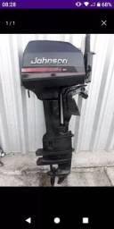 Motor de popa Johnson 8hp