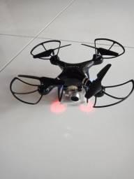 Drone novo usei Só 3 vezes