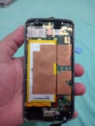 Motorola Moto G5s - Retirada de Peças