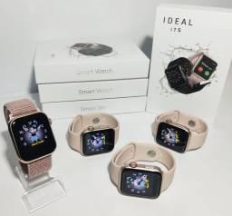 Relógio smartwatch I7S Rose