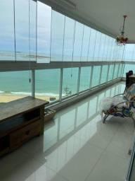 TM-Lindo 4 Quartos, montado e decorado com vista para o mar em Itapoa!
