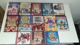Coleção High School Musical em ótimo estado!
