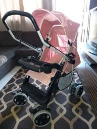 Vendo carrinho de bebê TUTTY BABY zerado. Bebê conforto vai de brinde!!!