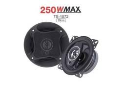 Kit par Alto falante Porta carro Triaxial 6 polegadas 250w(Novo)