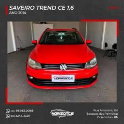 VW Saveiro Trend CE 1.6 2014
